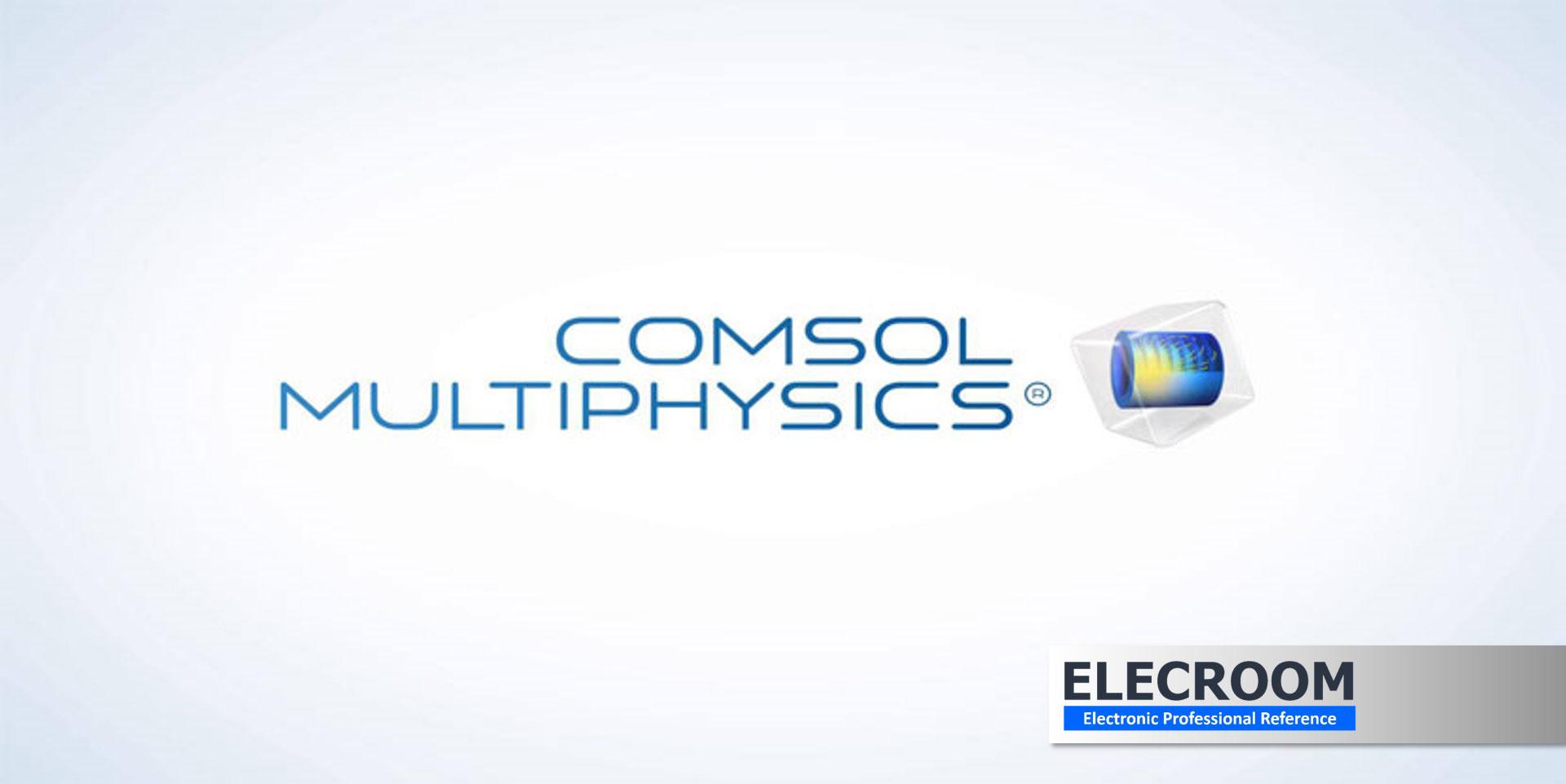 انجام پروژه های COMSOL با آموزش رایگان